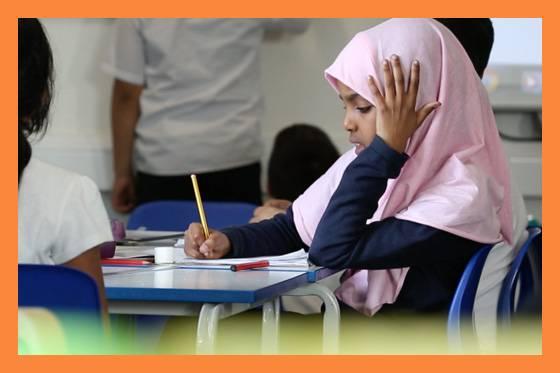 Paradigm Trust pupil 1