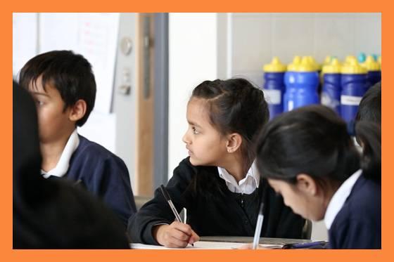 Paradigm Trust pupils