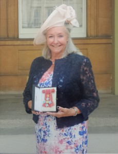 Amanda Phillips CBE